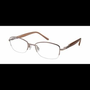 Elle eyeglasses EL 13427 frames - Light Brown